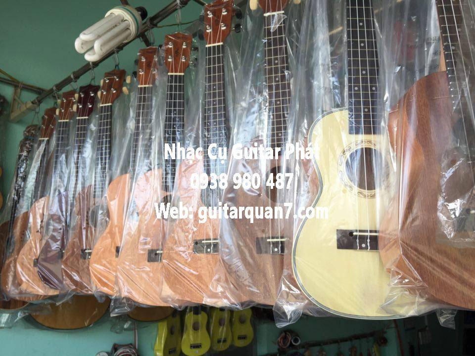 đàn ukulele tenor giá rẻ tphcm