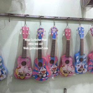 đàn ukulele hello kitty