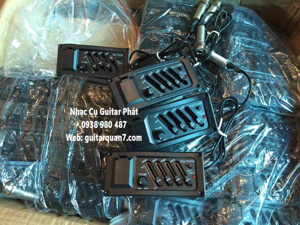 EQ Đàn Guitar 7545R