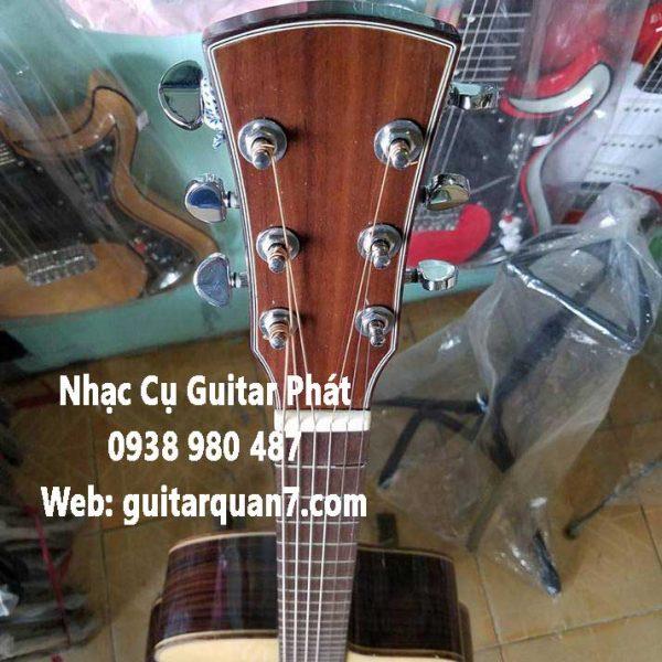 Mua đàn guitar gỗ cẩm lai cao cấp tại tphcm quận 7 - nhà bè