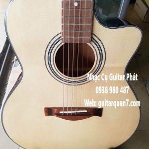 đàn guitar gỗ hồng đào giá rẻ tại quận 7 nhà bè tphcm