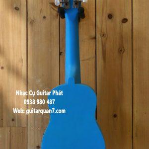 Đàn Ukulele Doremon dễ thương - nhạc cụ guitar phát nhà bè tphcm